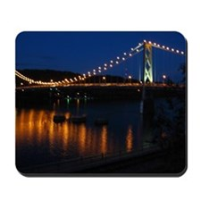 Maysville Ky Bridge Mousepad
