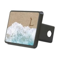 LETTERS IN SAND L Hitch Cover