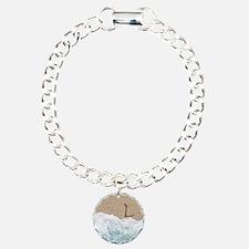 LETTERS IN SAND L Bracelet