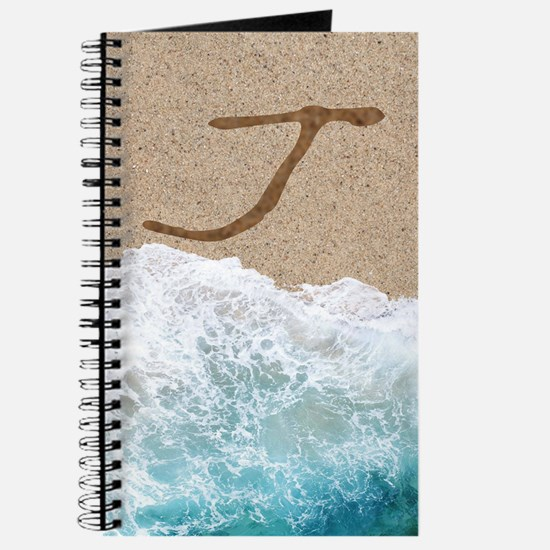 LETTERS IN SAND J Journal