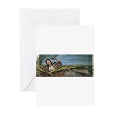 deliverance Greeting Cards