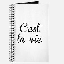 C'est La Vie Journal