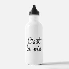 C'est La Vie Water Bottle