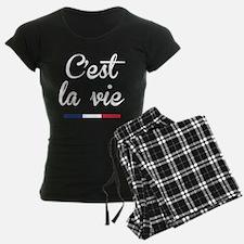 C'est La Vie Pajamas