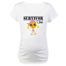 Endometrial Cancer Survivor Chick Shirt