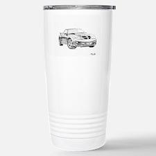 Funny Firebird Travel Mug