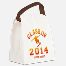 Class Of 2014 Skateboard Canvas Lunch Bag
