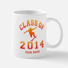 Class Of 2014 Skateboard Mugs