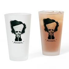Poe Drinking Glass
