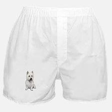 West Highland (P) Boxer Shorts