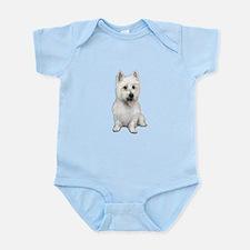 West Highland (P) Infant Bodysuit