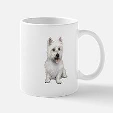 West Highland (P) Mug