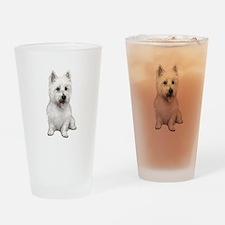 West Highland (P) Drinking Glass