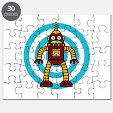 Red/Yellow - Robot Puzzle
