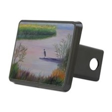 LAKE IN LATE SEPTEMBER Hitch Cover