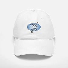 Good Girl (blue) Baseball Baseball Cap