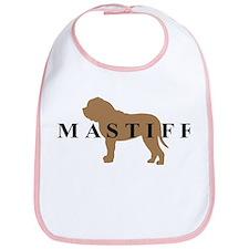 Mastiff Dog Breed Bib