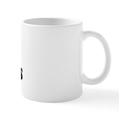 I Love [Heart] Latinas Mug
