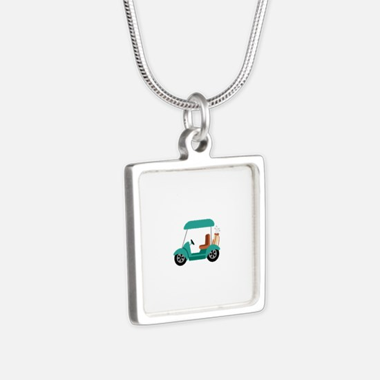 Golf Cart Necklaces