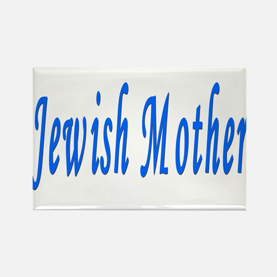 Jewish Mother Rectangle Magnet