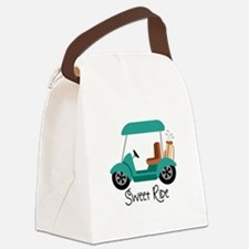 Sweet RiDe Canvas Lunch Bag