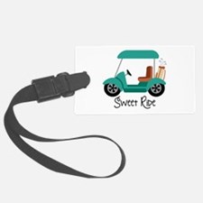 Sweet RiDe Luggage Tag