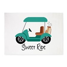 Sweet RiDe 5'x7'Area Rug