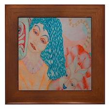 Melina Framed Tile
