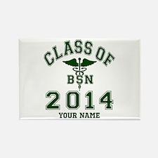 Class Of 2014 BSN Rectangle Magnet (100 pack)