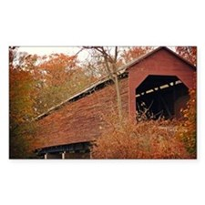 Covered Bridge Decal