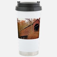 Covered Bridge Travel Mug