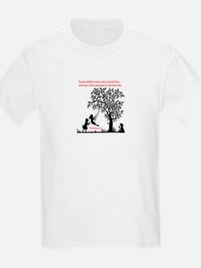 Proverbs 22:6 T-Shirt