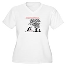 Proverbs 22:6 Plus Size T-Shirt