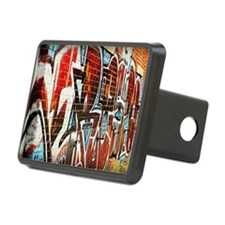Graffiti wall Hitch Cover
