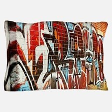 Graffiti wall Pillow Case