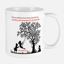 Proverbs 22:6 Mugs
