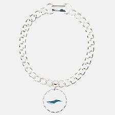 Blue Whale Bracelet