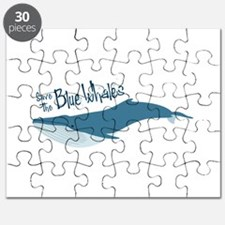 Save The Blue Whales Puzzle