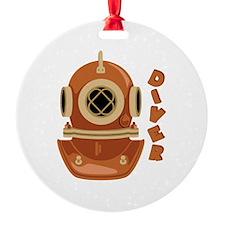 Diver Ornament