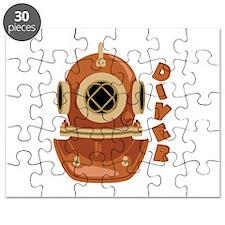 Diver Puzzle