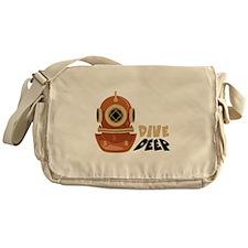 Dive Deep Messenger Bag