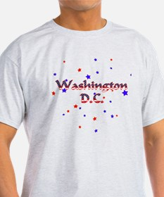 Washington DC Patriotic T-Shirt