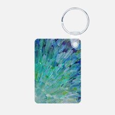 Sea Scales - Ocean Waves A Keychains