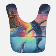 Hawaiian Song Bib