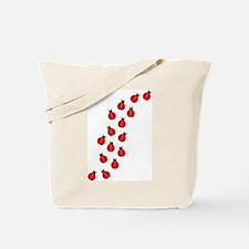LADYBUG LINE Tote Bag