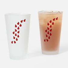LADYBUG LINE Drinking Glass