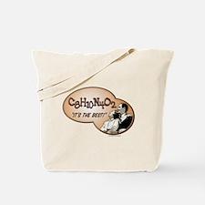 Caffeinated... Tote Bag