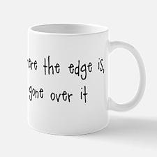 EDGE1_BLK1 Mug