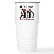 Multiple Myeloma Real H Travel Coffee Mug