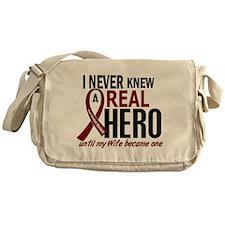 Multiple Myeloma Real Hero 2 Messenger Bag